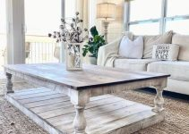 TOP 10 DISTRESSED WOOD COFFEE TABLE TO GET THE FARMHOUSE LOOK