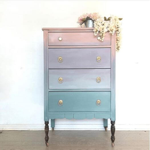 THE TYPES OF PAINT YOU WILL FIND FOR WOOD FURNITURE