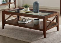 10 SOPHISTICATED WOOD AND GLASS COFFEE TABLE TO ADD VALUES IN YOUR ROOM